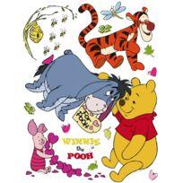 Bebegavroche - Stickers géant Winnie et ses amis Disney