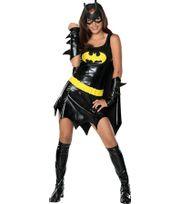 Rubies - Costume Enfant Batgirl - Taille : 12/14 ans 150 à 162 cm