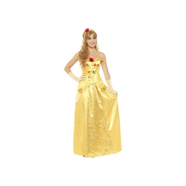 cf0e87c0159 Marque Generique - Longue robe de Belle pour femme adulte - pas cher ...