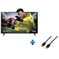 TV LED 55'' – Série UK6000