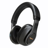 Klipsch - Casque circum-auriculaire Reference Over-ear Bluetooth Noir sans fil Bluetooth aptX avec micro intégré