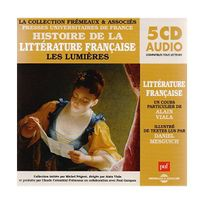 Fremeaux & Associes - Histoire de la Littérature Française-les Lumieres