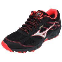 Mizuno - Chaussures running trail Kien 3 gore-tex trail Noir 33836