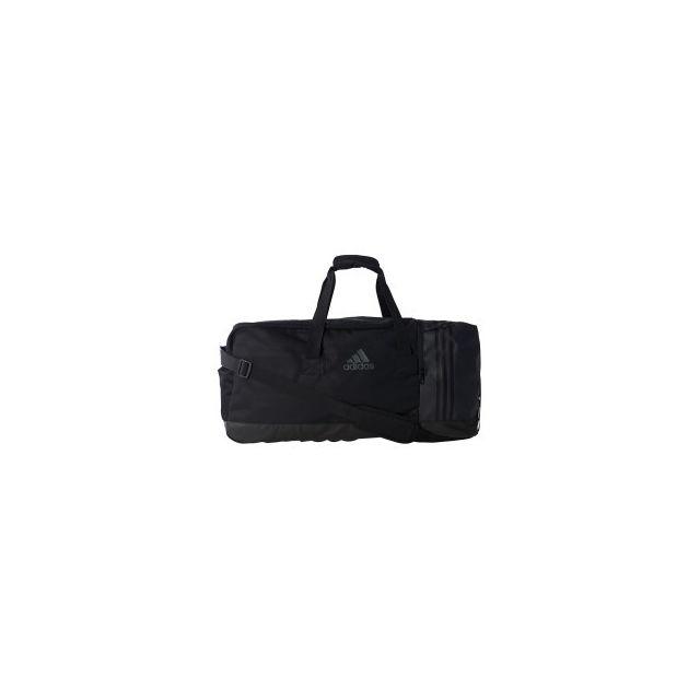 42f64bd1fa Adidas - Sac de sport 3 Stripes Peformance Team Bag L noir - pas ...
