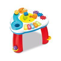 CARREFOUR BABY - Tables d'activités musicale - 0812-NL