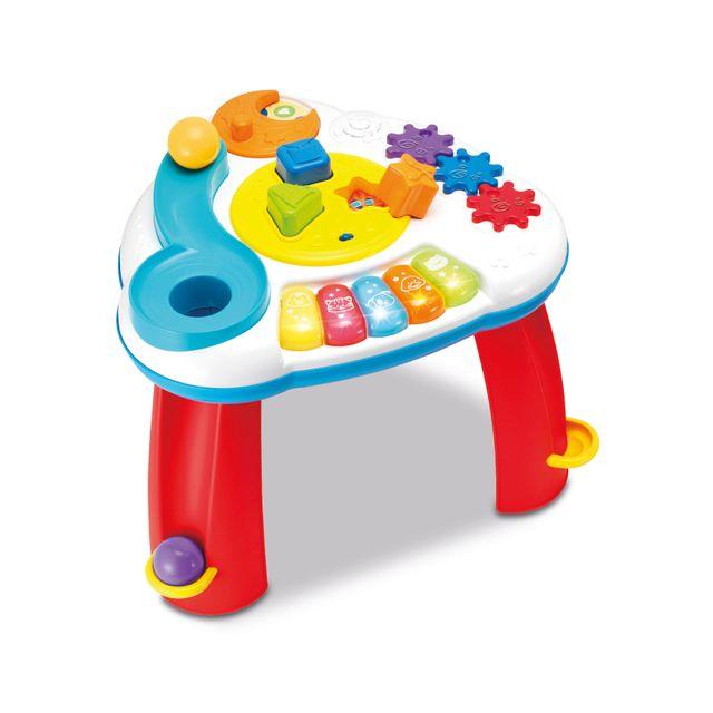 Carrefour Baby Tables D Activites Musicale 0812 Nl Pas Cher