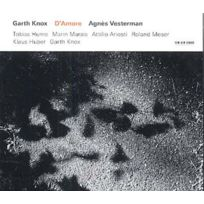 Ecm New Series - Garth Knox - D'amore