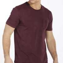 Benson & Cherry - Tee Shirt Talib Bordeaux