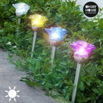 lampe solaire decoration jardin - Achat lampe solaire decoration ...