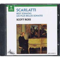 Erato - Domenico Scarlatti - Les 19 plus belles sonates pour clavecin
