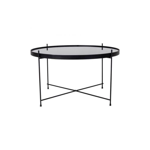 Besoa Big Visby Table basse 70 x 41,5 cm (ØxH) bois