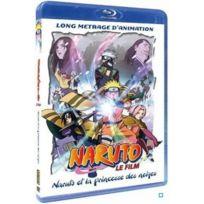 - Naruto - Le film : Naruto et la princesse des neiges Blu-ray