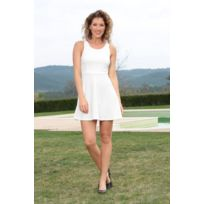 Dresscode - Dress Code Robe Lucce 9268 Blanc