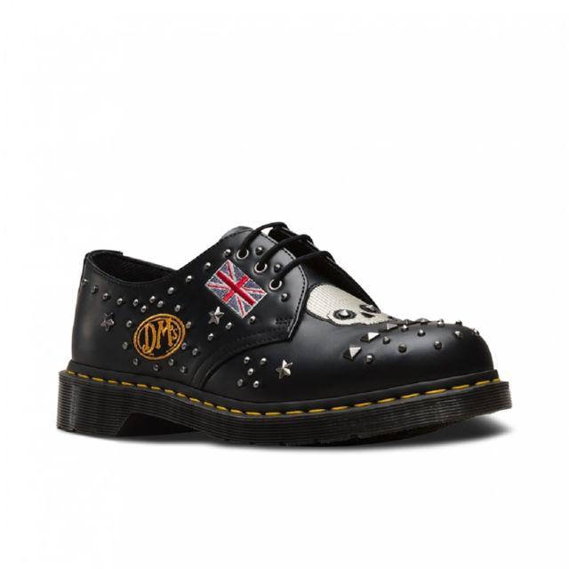 Dr Ville Roll Chaussure De Rock DrMartens 1461 P8n0wXNOk