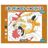 Piccolia Editions - Coloriages magiques : Les animaux - Piccolia