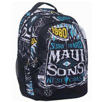Maui & Sons - Sac à dos Surf Hard 45 Cm