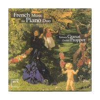 Dux - Musique française pour duo de pianos. Granat, Propper