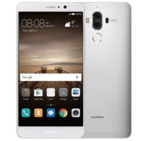 Huawei - Mate 9 argent Single Sim