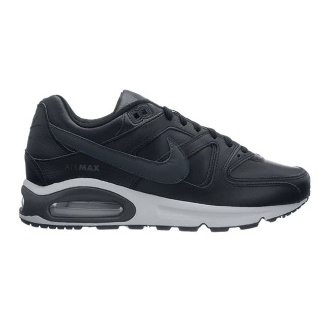 sneakers for cheap 3d345 c491b Nike - Air Max Command Leather - pas cher Achat   Vente Baskets homme -  RueDuCommerce