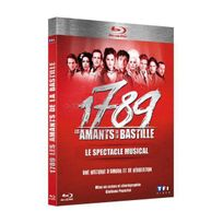 TF1 - 1789 Les amants de la Bastille Blu-Ray