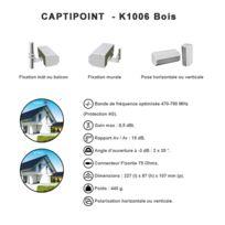 Captimax - Antenne Tnt extérieure Captipoint - Antengrin Bois composite