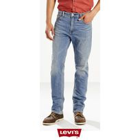 Levi'S - Jean Levis 504 Regular Straight Fit Mitchell Bleu 299900494