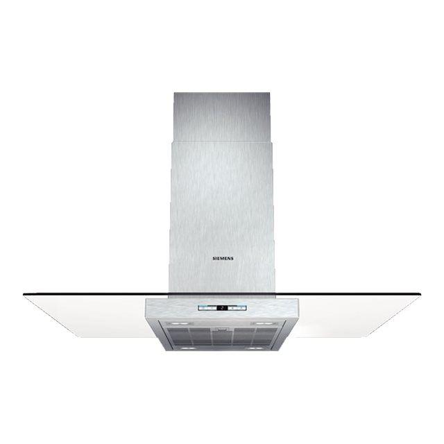 siemens hotte lot 90cm 740m3 h inox et verre lf98ga542 achat hotte ilot. Black Bedroom Furniture Sets. Home Design Ideas