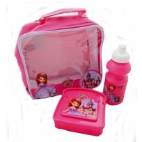 Sofia the First - Disney Sofia Le 3 Piece PremiÈRE Lunch Bag Set
