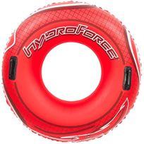 Best Way - Bouée gonflable baignade Bestway Hydro-force red 102cm Rouge 94860