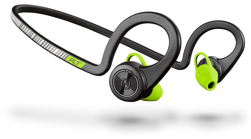 Ecouteurs sport bluetooth Noir - BackBeat Fit - PLAN-BACKBEAT-FIT