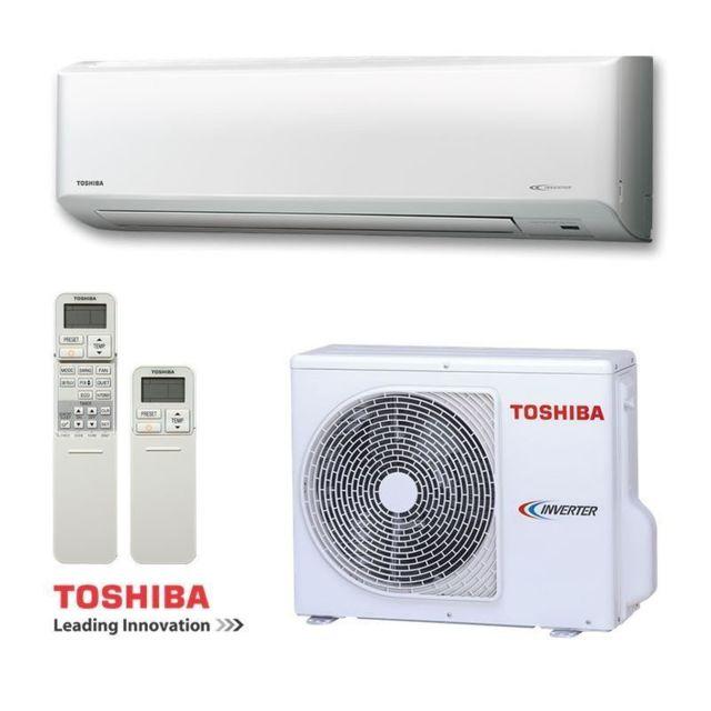 Toshiba Suzumi + Kit Pose 3ML- Ras-b13N-RAS-13N- 3500W - A