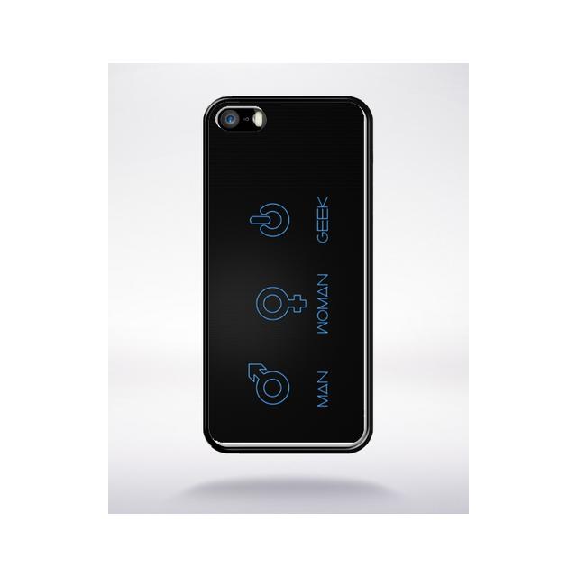 coque iphone 5 geek