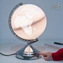 Totalcadeau - Lampe planète terre tactile globe terrestre planisphere lumineux