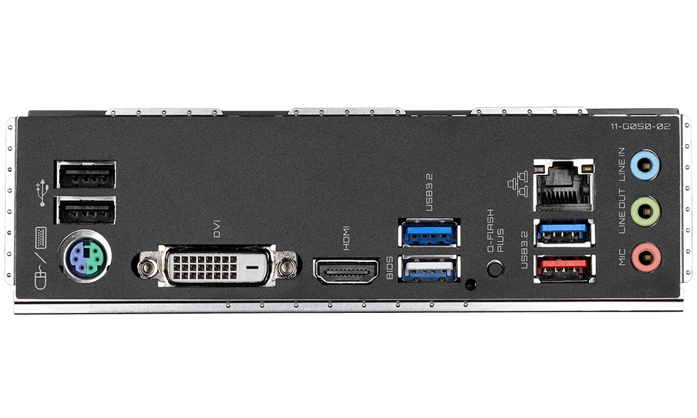 Carte mère B550 Gaming X V2 Gigabyte
