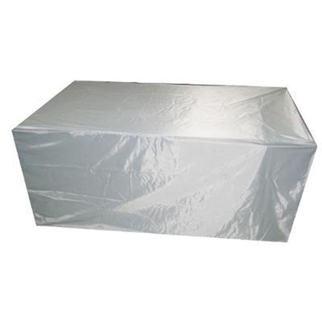 Hespéride - Housse pour table haute - 180 x 100 x H. 120 cm - pas ...