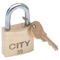 Iseo City - City Iseo - Cadenas laiton City 45 mm