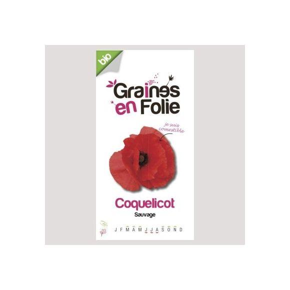 Ferme De Sainte Marthe - Graines de Coquelicot Sauvage Bio