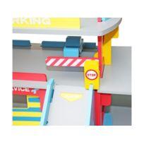 jouet garage bois achat jouet garage bois pas cher rue du commerce. Black Bedroom Furniture Sets. Home Design Ideas