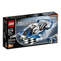 Lego - TECHNIC - L'hydravion de course - 42045