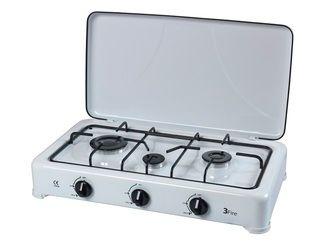 Ribiland rechaud a gaz 3 feux prf4001 pas cher achat vente r chaud rueducommerce - Rechaud gaz carrefour ...