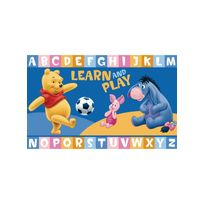 WINNIE L'OURSON - Tapis Winnie Learn And Play Tapis Enfants par Winnie