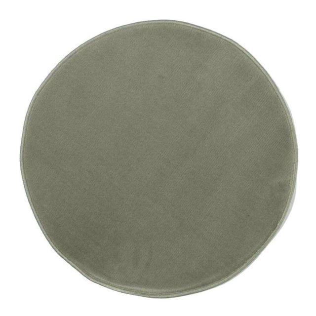 Mon Beau Tapis Tapis Pablo rond 70x70 gris