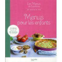 Hachette Pratique - Menus pour les enfants