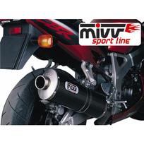 Mivv - Silencieux oval carbone honda cbr900rr - Mvh011LE