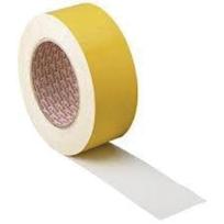 HPX - Ruban double face Polypropylène blanc pour tapis 50mm x 25m - CE5025