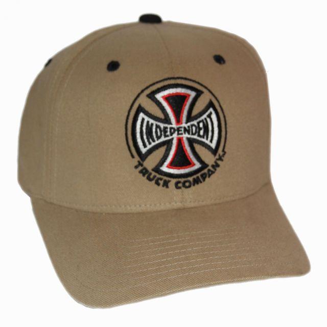 plus récent 677db ebae1 Casquette baseball flexfit khaki Skate vintage