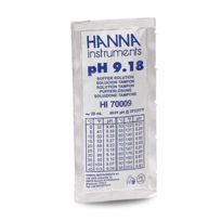 HANNA INSTRUMENTS - sachet de solution tampon ph9 - hi 70009 p