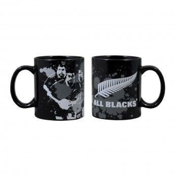 Allblacks Mug noir All Blacks