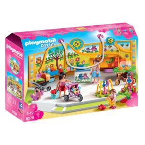 Playmobil 9079 city life magasin pour b b s pas cher for Achat immobilier neuf pas cher