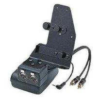 Canon - Ma 100 Adaptateur de microphone pour caméscope noir plastique 7048A003